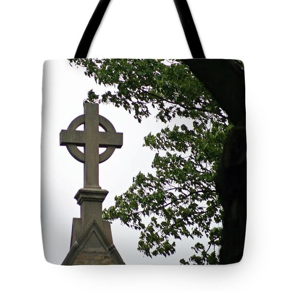 Tote Bag featuring the photograph Keeping The Faith by Kay Novy