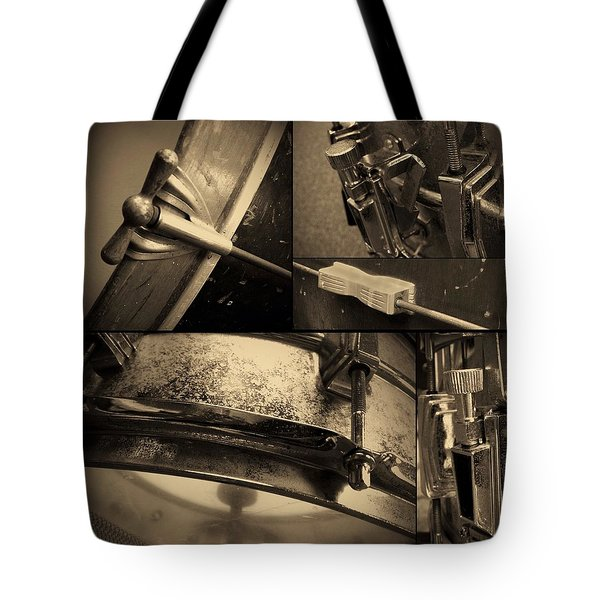 Keeping Time Tote Bag by Photographic Arts And Design Studio