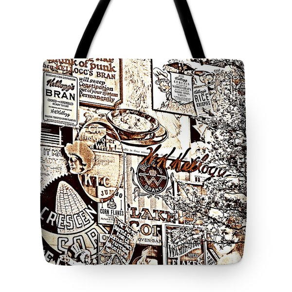 Kellogg's Wall Tote Bag