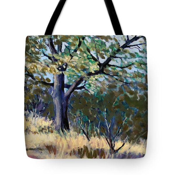 Kelly Ridge Trail Tote Bag
