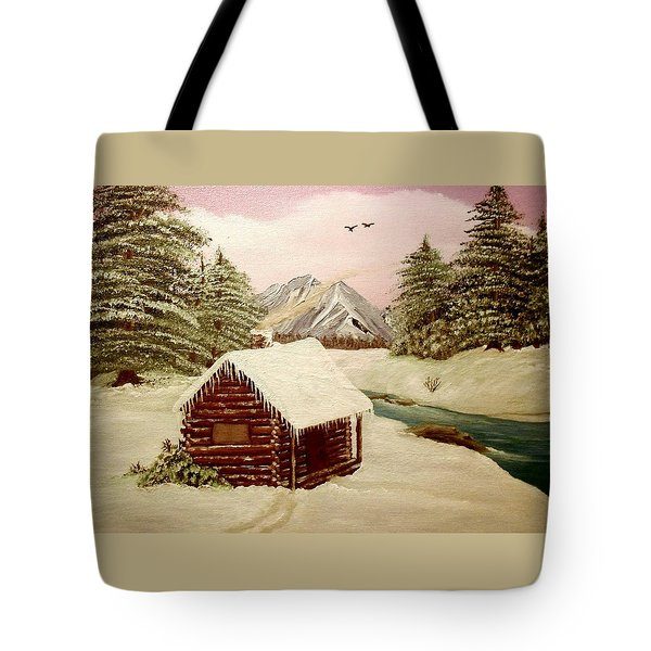 Kelly's Retreat Tote Bag by Sheri Keith