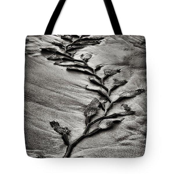 Kelp Snake Tote Bag