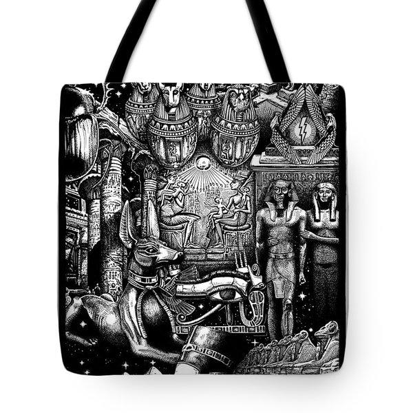 Kemitology Tote Bag