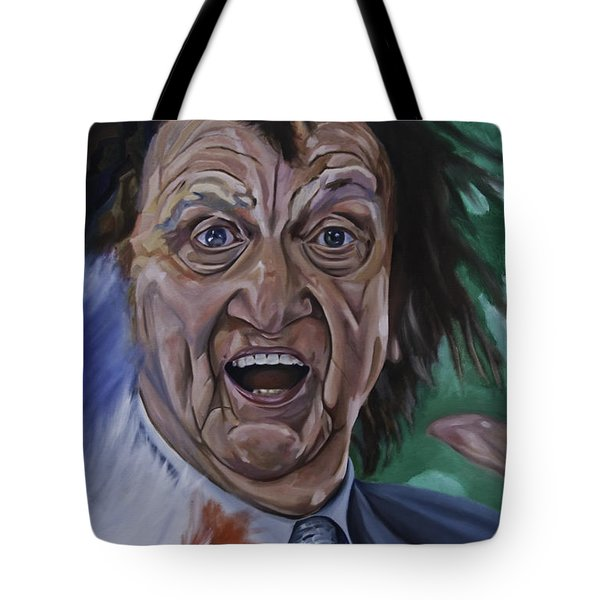 Ken Dodd Tote Bag