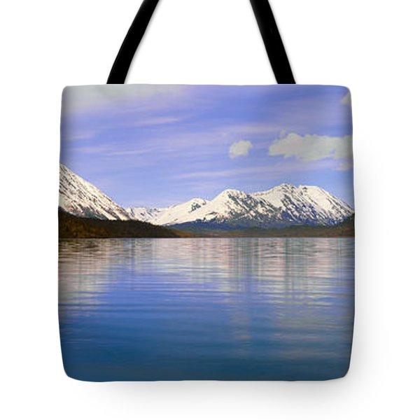 Kenai Lake, Kenai Peninsula, Alaska Tote Bag