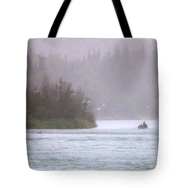Kenai Tote Bag by Ron Day