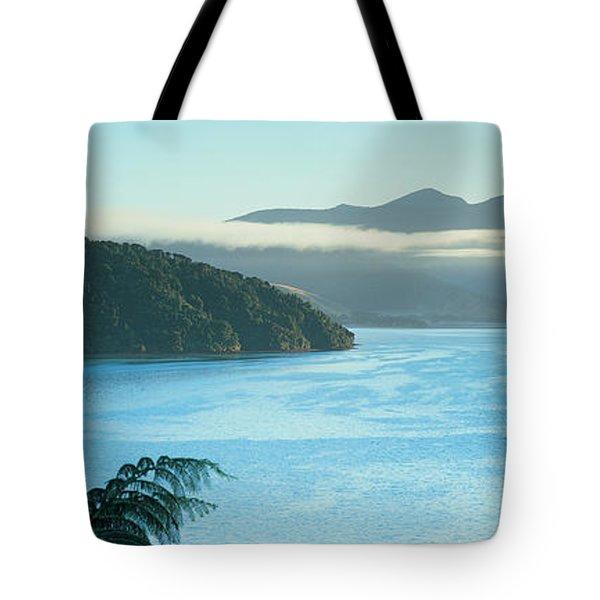 Kenepuru, Marlborough Sound, New Zealand Tote Bag