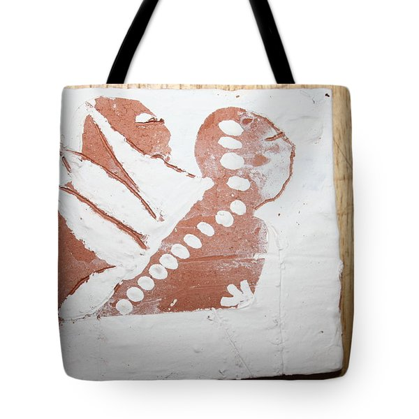 Kenna - Tile Tote Bag by Gloria Ssali