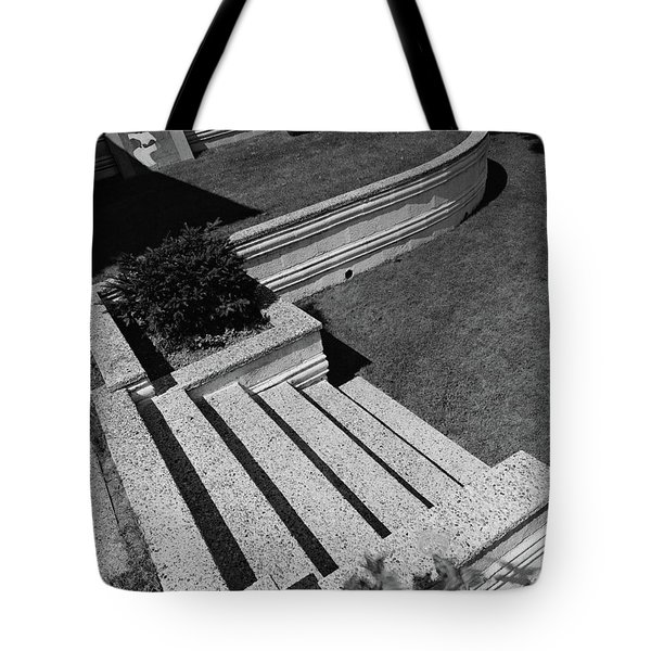 Kenneth Kassler's Garden Tote Bag