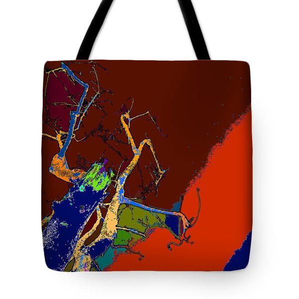 Kenneth's Nature - Dying To Live - Series - 09 Tote Bag