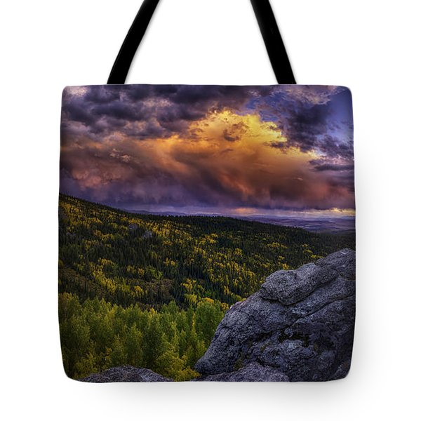 Kenosha Pass Tote Bag