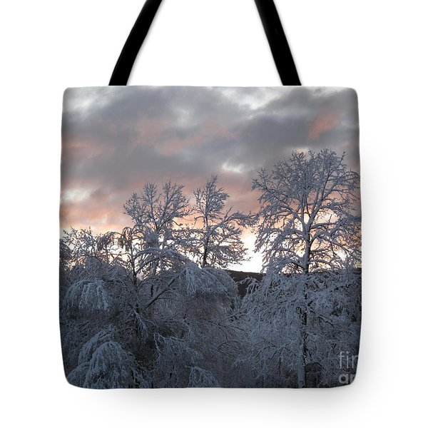 Tote Bag featuring the photograph Kent Ct Oct 2011 by HEVi FineArt