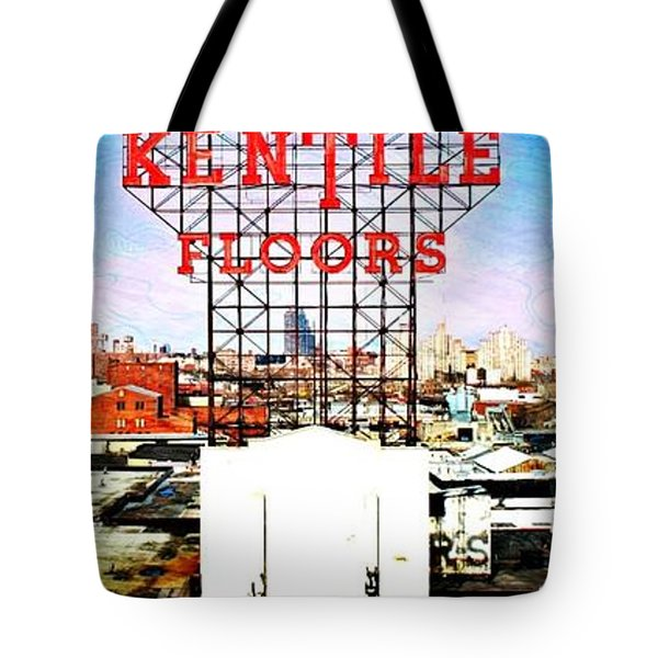 Kentile Floors Tote Bag
