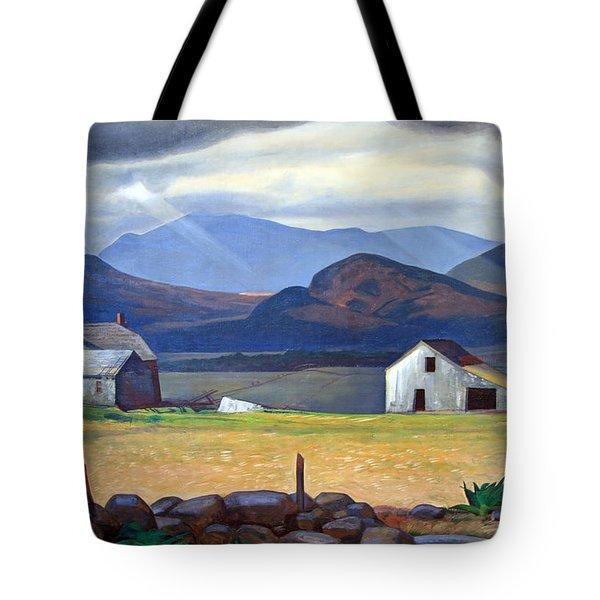 Kent's Adirondacks Tote Bag