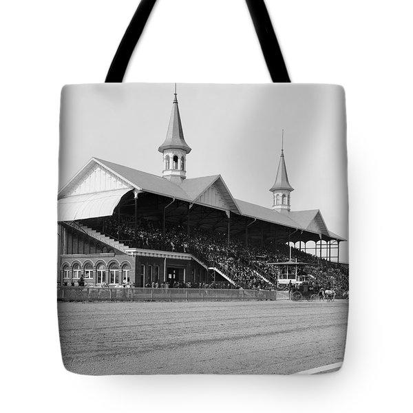 Kentucky Derby, 1901 Tote Bag