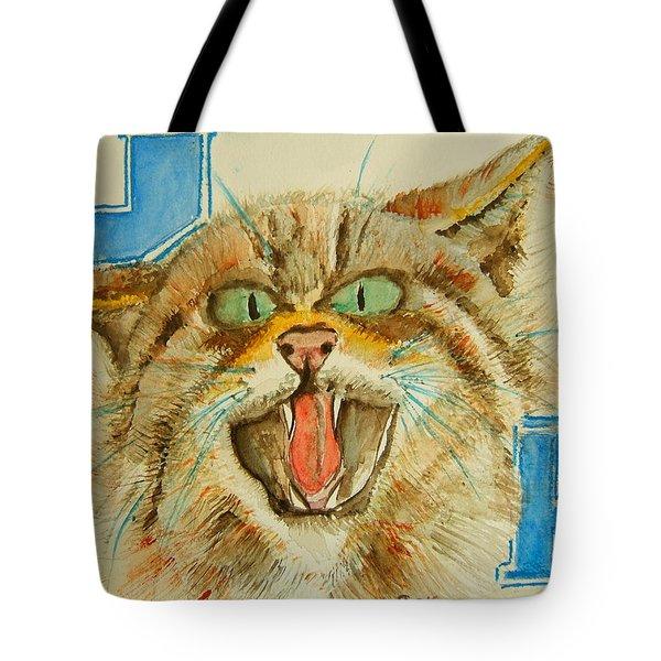 Kentucky Wildcats Tote Bag
