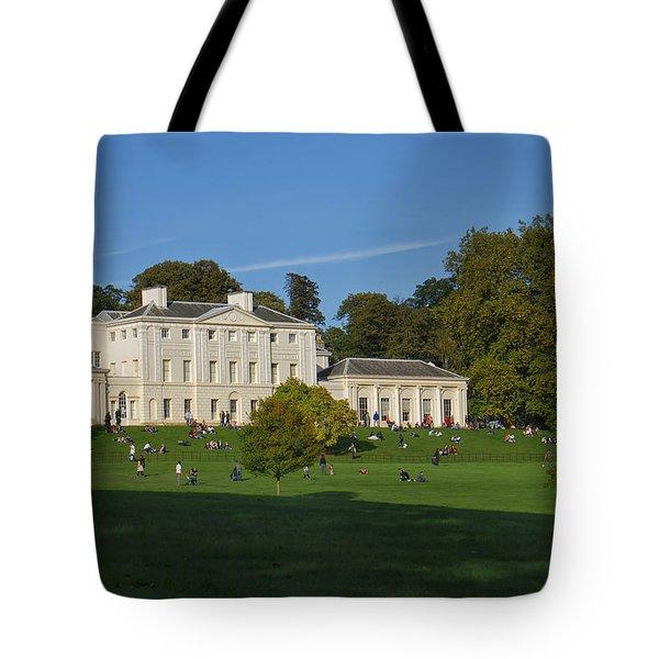 Kenwood House Hamstead Heathouse Tote Bag
