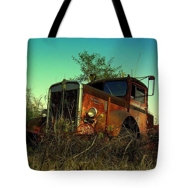 Kenworth 3 Tote Bag