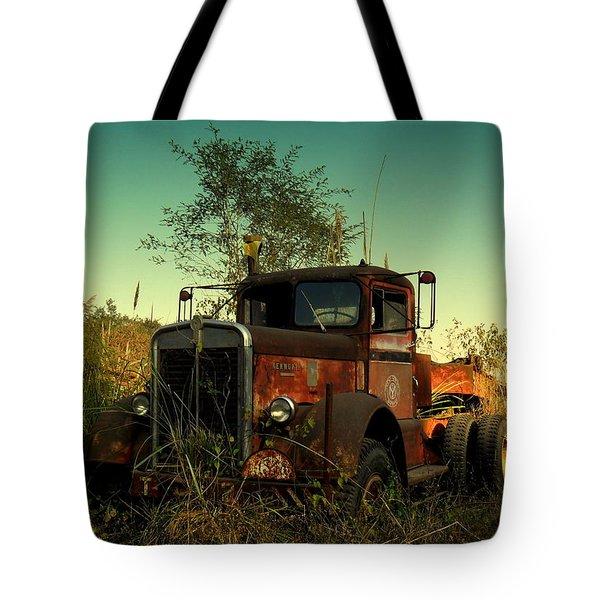 Kenwoth Tote Bag