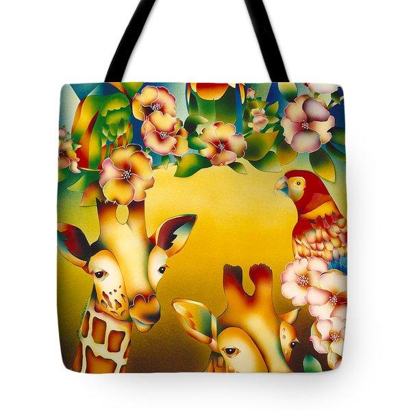 Kenya Kingdom Tote Bag