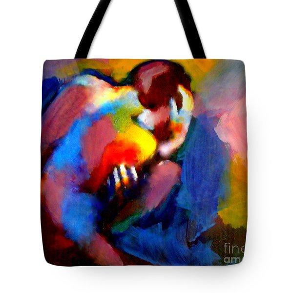 Kept Within Tote Bag by Helena Wierzbicki