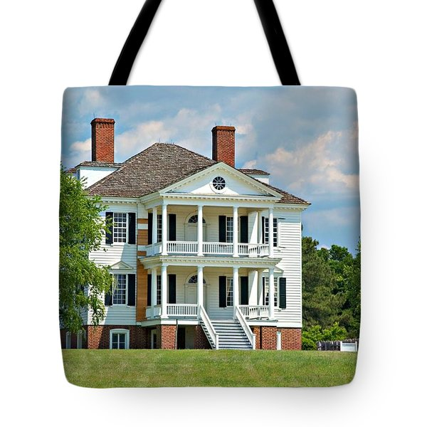Kershaw House Camden Sc II Tote Bag