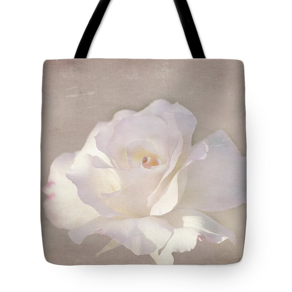 Tote Bag featuring the photograph Kerstin by Elaine Teague
