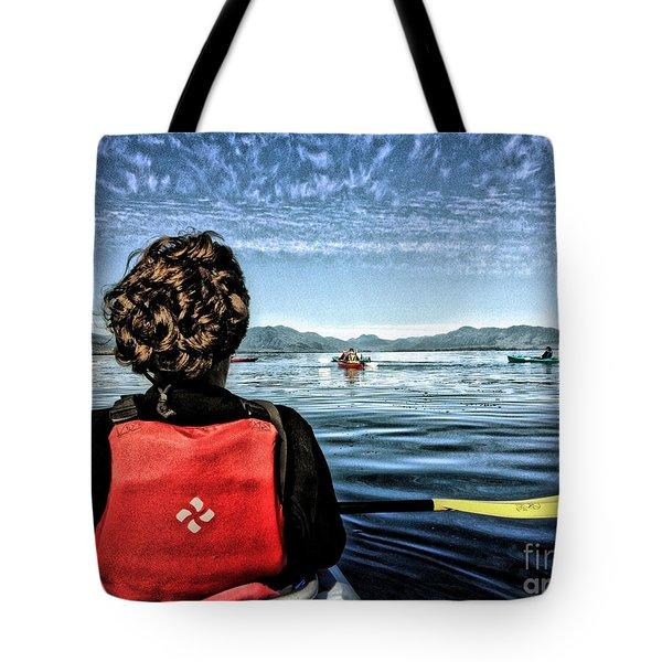 Ketchikan Tote Bag