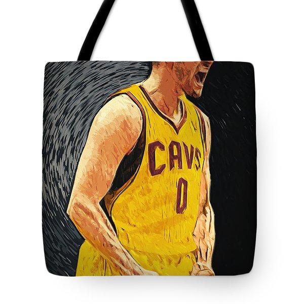 Kevin Love  Tote Bag