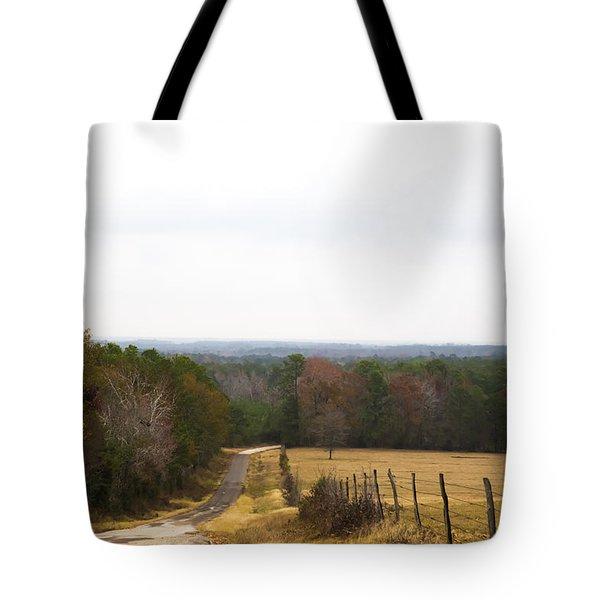 Key Hill Tote Bag