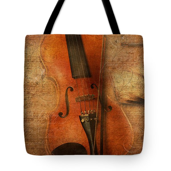 Key To The Soul Tote Bag by Erika Weber