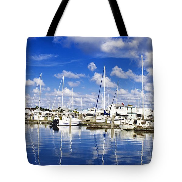 Key West Tote Bag by Swank Photography