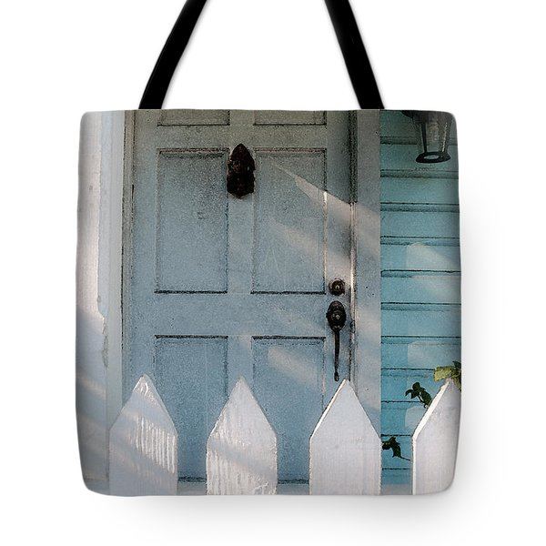 Key West Welcome To My Home Tote Bag