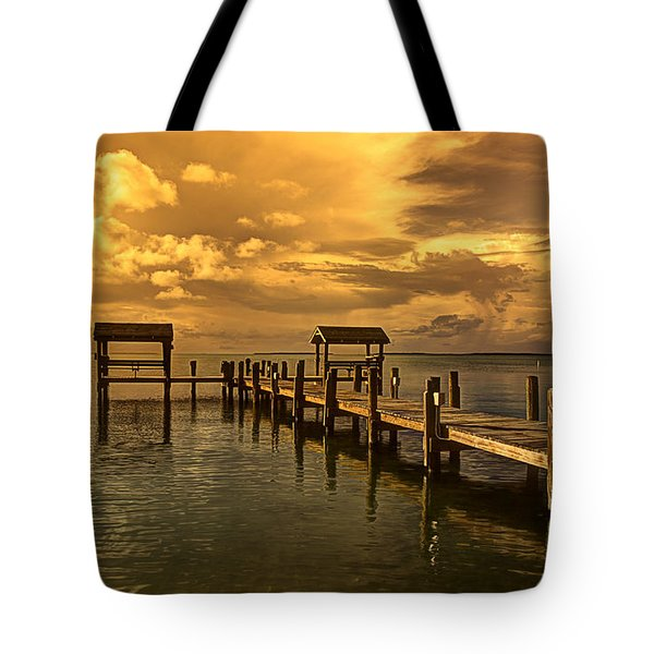 Keys II Tote Bag by Bruce Bain