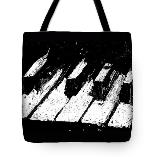 Keys Of Life Tote Bag