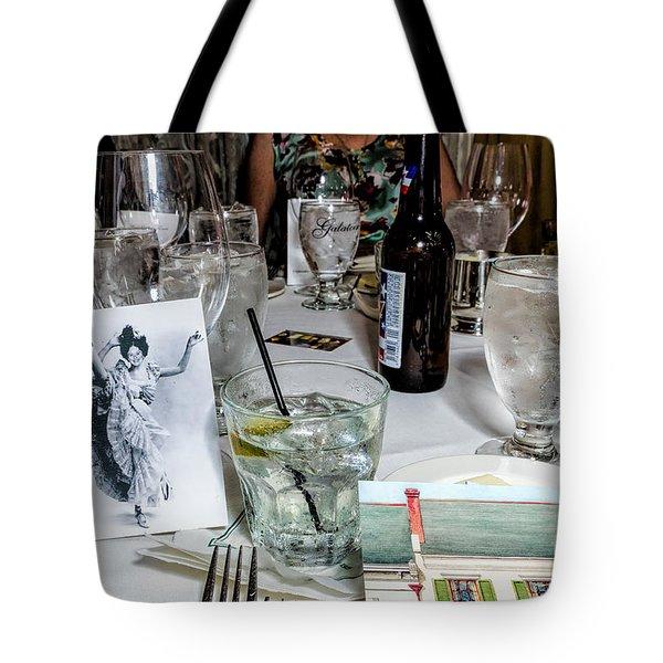 Kf 176 Tote Bag by Kathleen K Parker