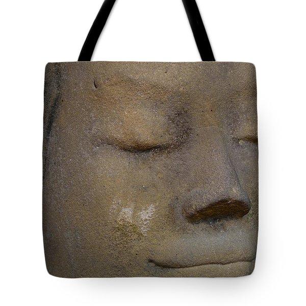 Khmer Head Tote Bag