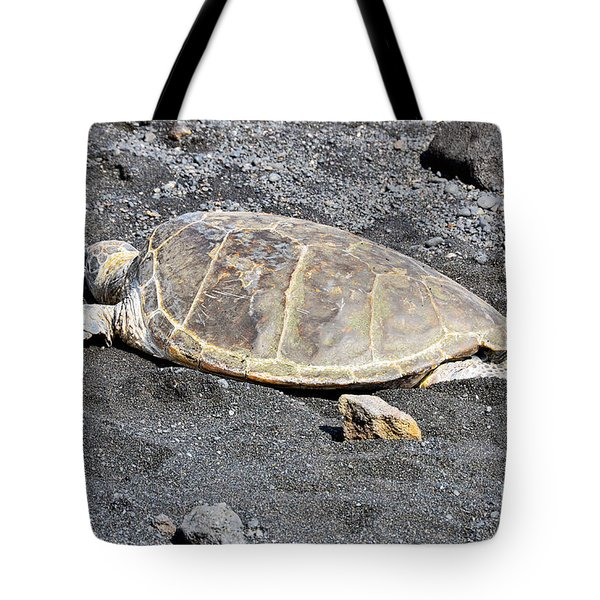 Tote Bag featuring the photograph Kickin' Back by David Lawson