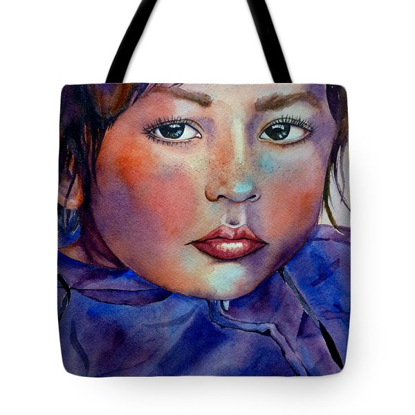 Kid Next Door Tote Bag