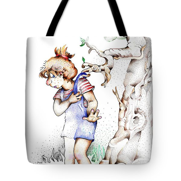 Trail Blazing Edition Kidnabbed 2 Foto Tote Bag