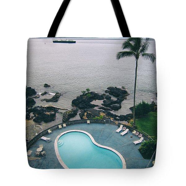 Kidney Pool In Paradise Tote Bag