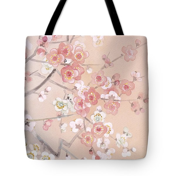 Kihaku Crop II Tote Bag by Haruyo Morita