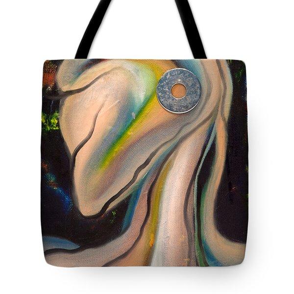 Kikeriki Tote Bag by Sheridan Furrer