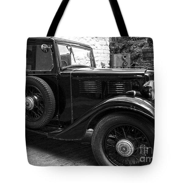 Kilbeggan Distillery's Old Car Tote Bag