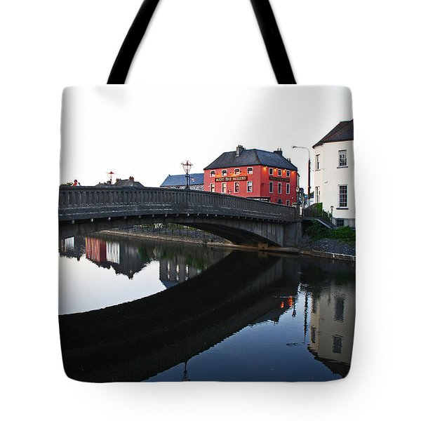 Tote Bag featuring the photograph Kilkenny by Mary Carol Story