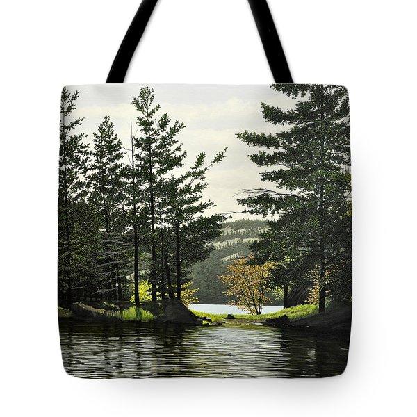 Killarney Tote Bag