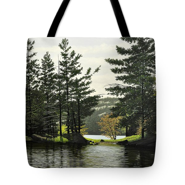 Killarney Tote Bag
