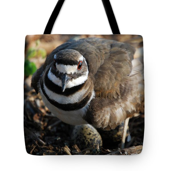 Killdeer Mom Tote Bag