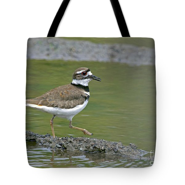 Killdeer Walking Tote Bag