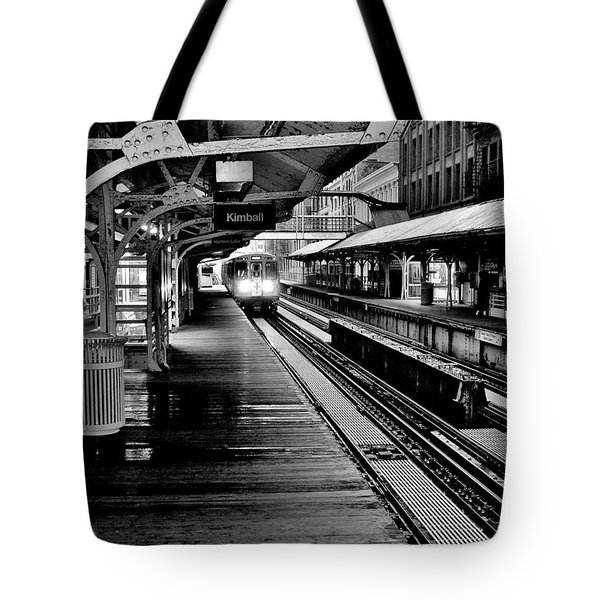 Kimball Station Tote Bag